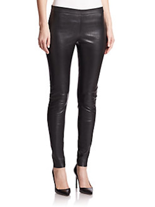 PAUW - Leather Leggings - $744 - Saks Fifth Avenue