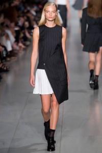 Look 7,New York Fashion Week, Spring '16, DKNY