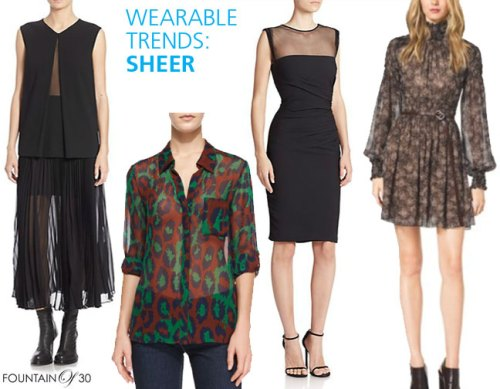 Wearable-Trends-Sheer-Looks, DKNY, DVF, Michael Kors