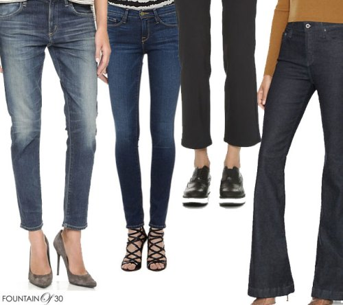 Dress Younger, Jeans fall 2015