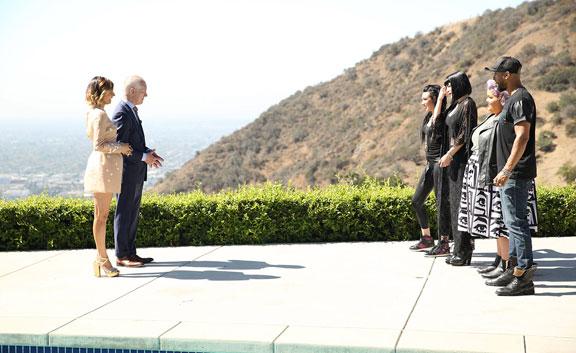 The Insider-Keltie-Knight-Project-Runway-Season-14-Designers-Tim-Gunn-Hollywood-Hills