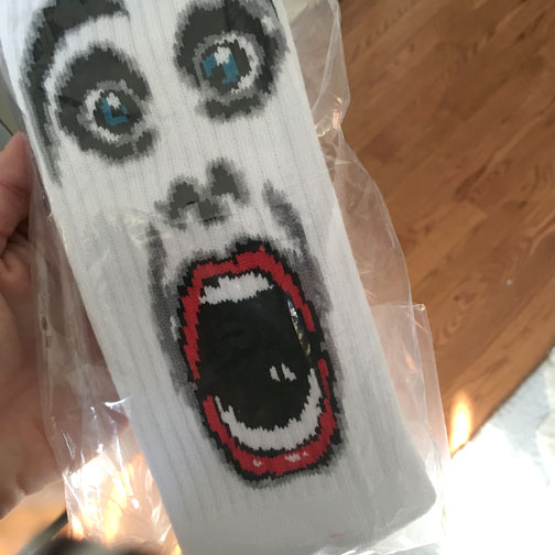 Scream-Socks-K.Bell-Halloween