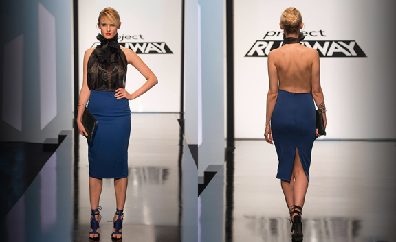 project runway 14-ep9 Laurie