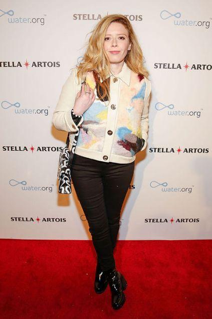 Natasha Lyonne sweaterskinny jeans Sundance 2016