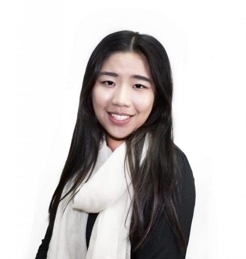 Elina Hsueh CO- CEO the Korean online beauty store Beauteque