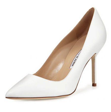white-leather-pumps-manol0-blahnik