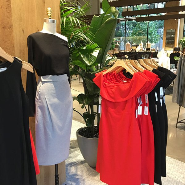 Aritzia 900 North Michigan Shops dresses