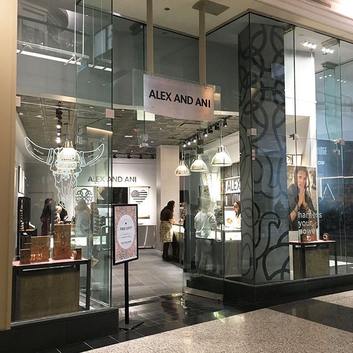 alex and ani chicago store