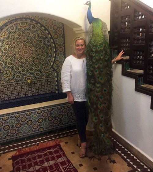 how to bring Moroccan style to your home interior designer Madeleine Donovan