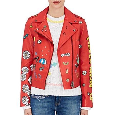 Wear One Conversation Piece bright jacket