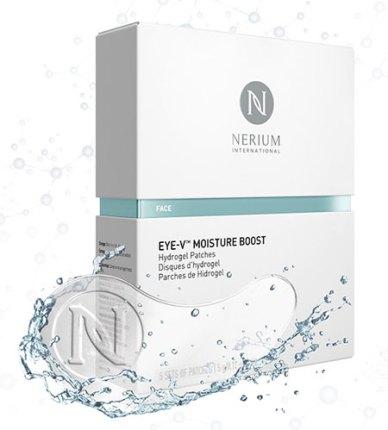 best anti-aging face sheet masks nerium eye-v moisture boost