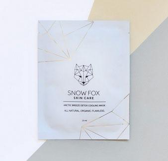 best anti-aging face sheet masks snow fox