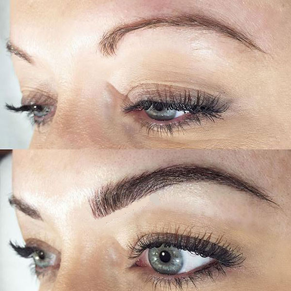 Microblading tips and advice for women over 40