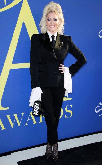 2018 CFDA Awards Erika Jayne in Tom Ford
