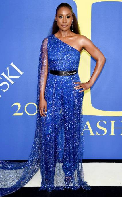 2018 CFDA Awards Issa Rae in Pyer Moss