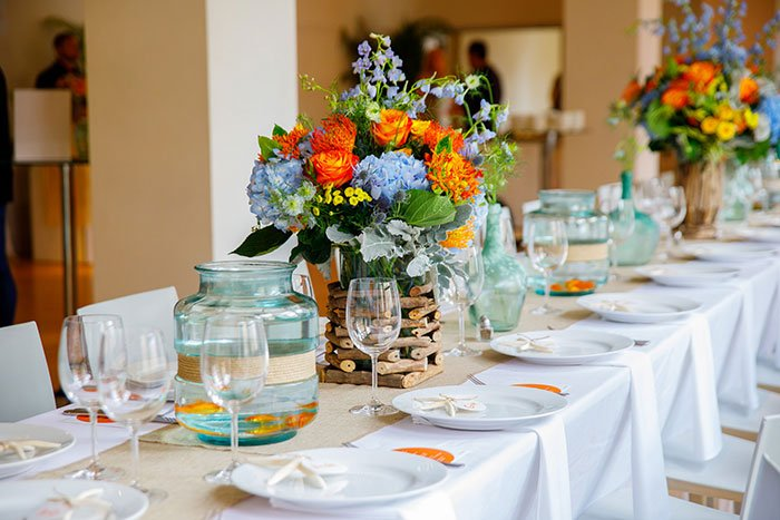 meditate with Headspace momtrends table setting