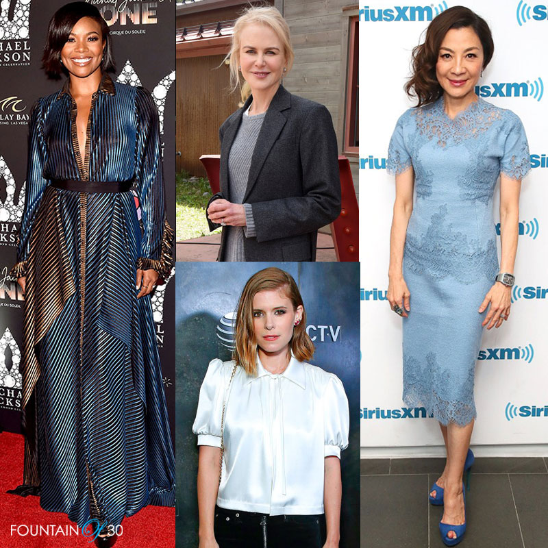 Age Appropriate Celebrity Style
