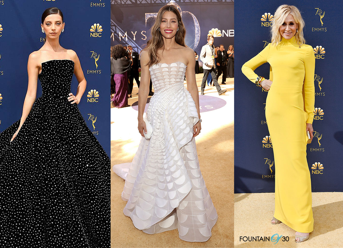best dressed at the Emmy Awards