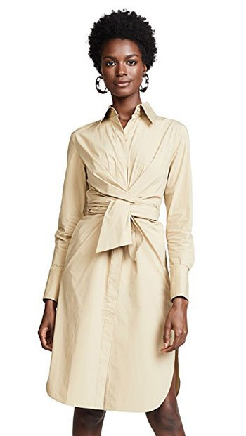 Spring '19 Trends You Can Buy Now the shirtdress