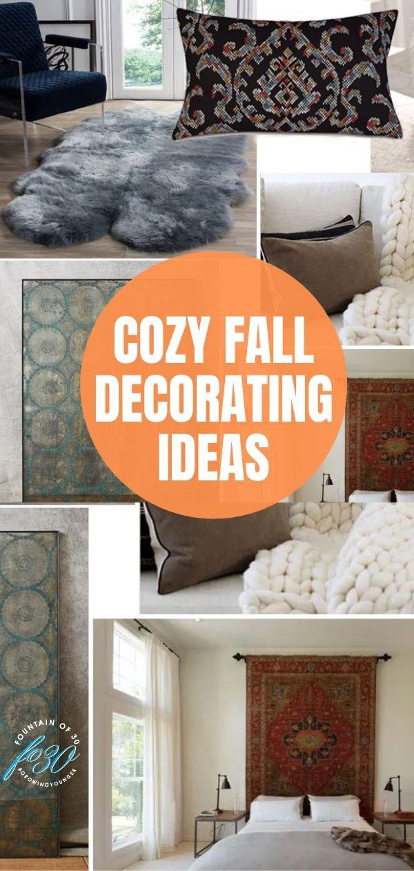 cozy fall decor ideas fountainof30