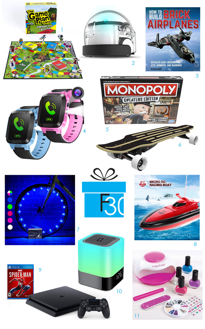 11 Of The Best Toys For Kids fountain oif 3 gift guide