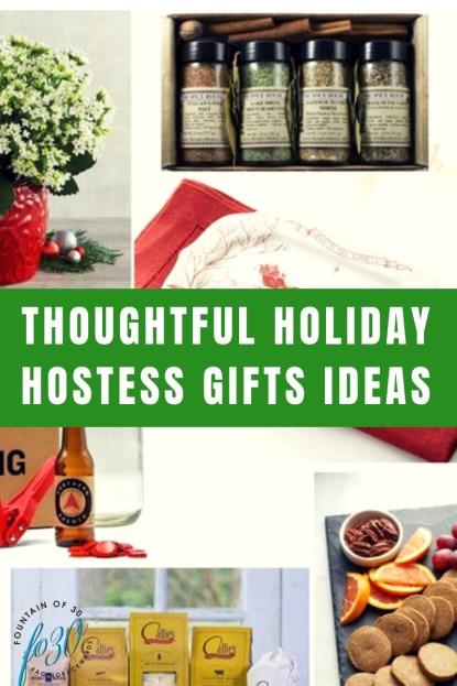 Thoughtful Holiday Hostess Gifts Idea