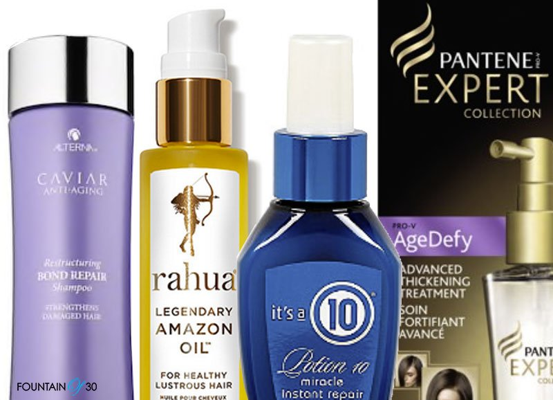 The 11 Best Anti Aging Hair Products Fountainof30 Com