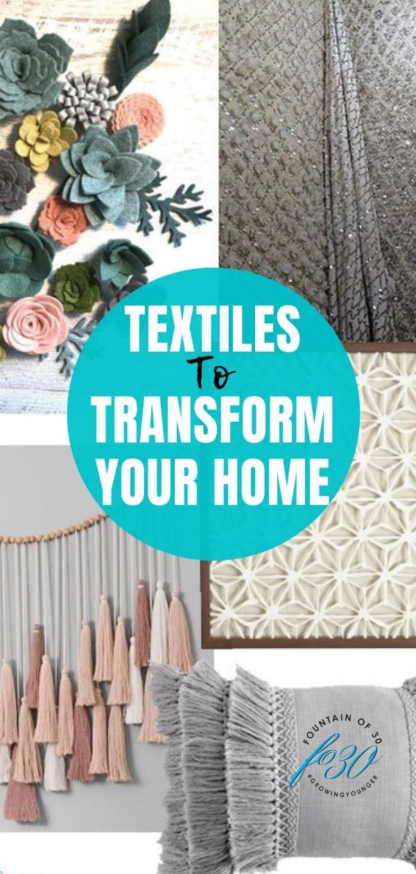texttiles for your home fountainof30
