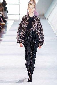 billowy sleeves fall 19 fashion Giambattista Valli
