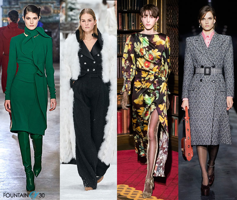 11 Of The Best Fall 2019 Fashion Trends For Women Over 40 ...