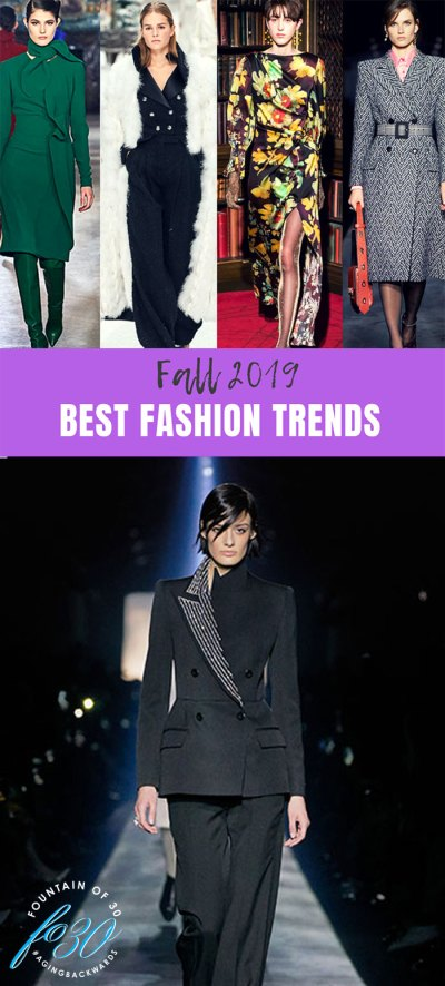 fall 2019 fashion trends women over 40