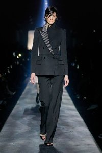 fall 2019 fashion trend tuxedo givenchy