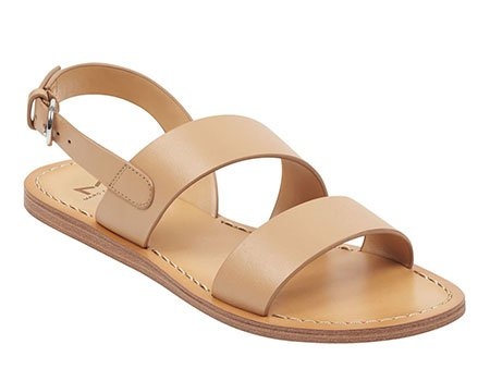 flat 2 strap Sandal fountainof30