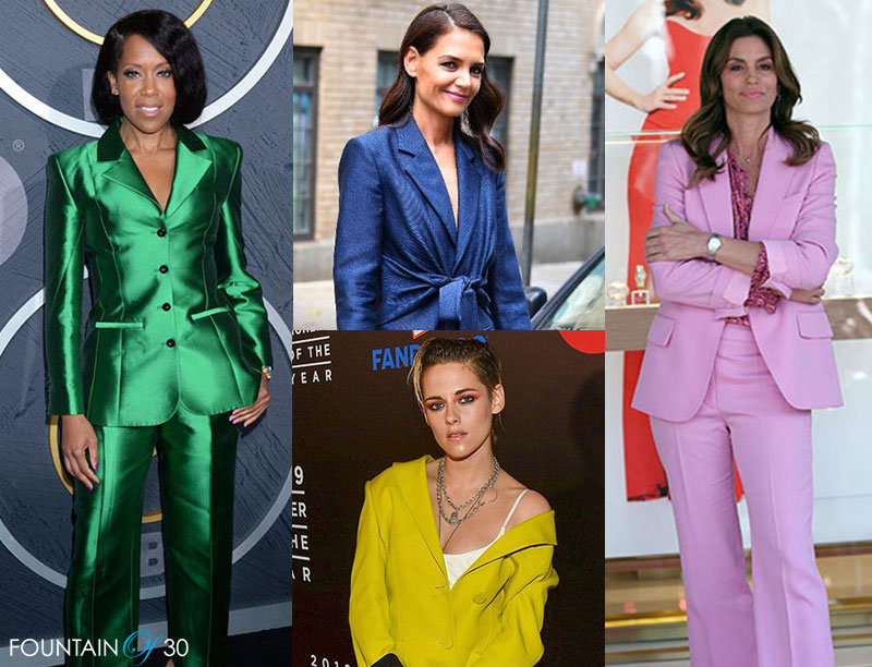 color power suits celebrities fountainof30