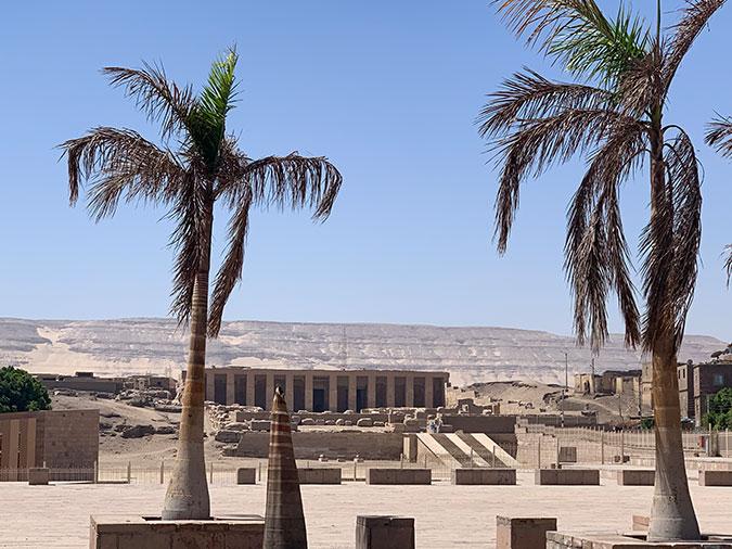 egypt travel Abydos Temple Egypt fountainof30