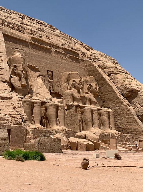 egypt travel Abu Simbel fountainof30