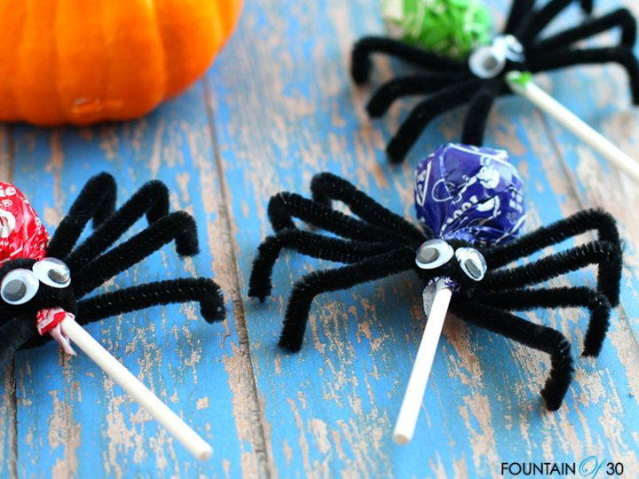 Glitter Spider Seasons By Nicole