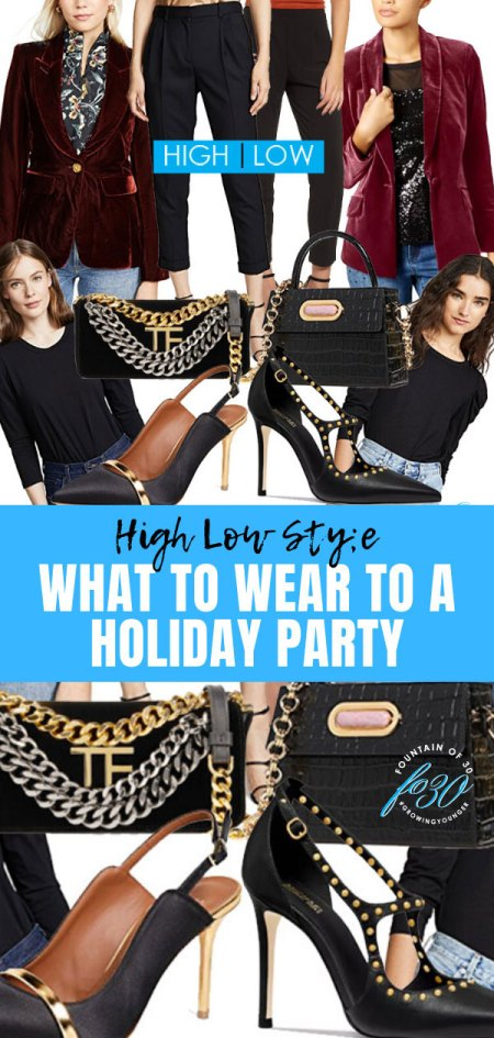 holiday party outfit for women over 40 fountainof30