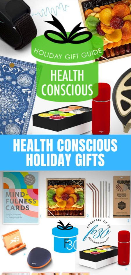 health conscious gifts fountainof30