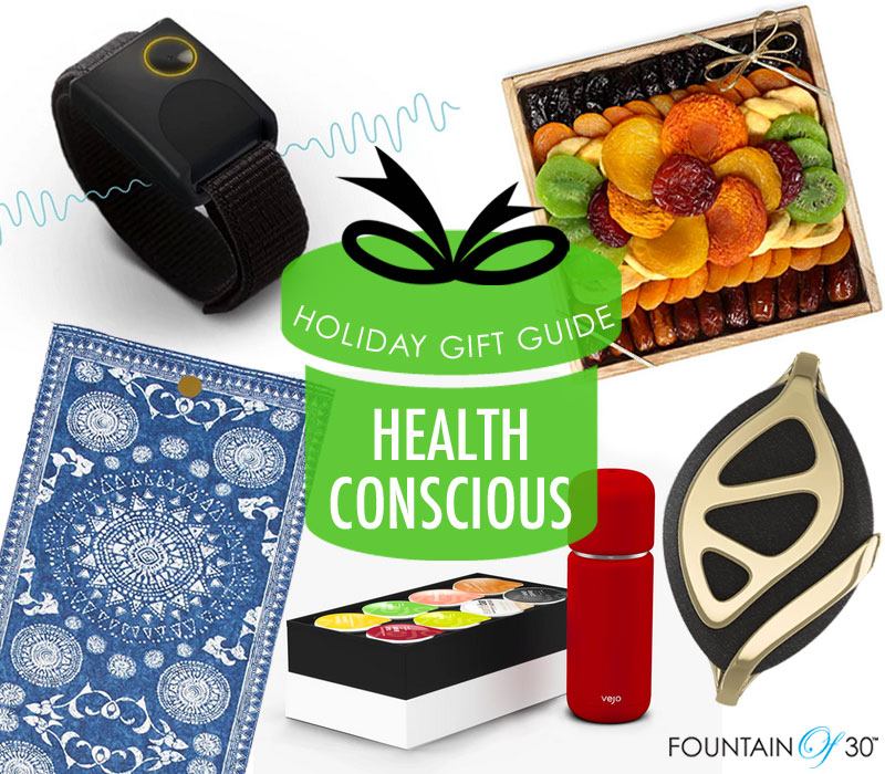 gifts for health conscious fountainof30