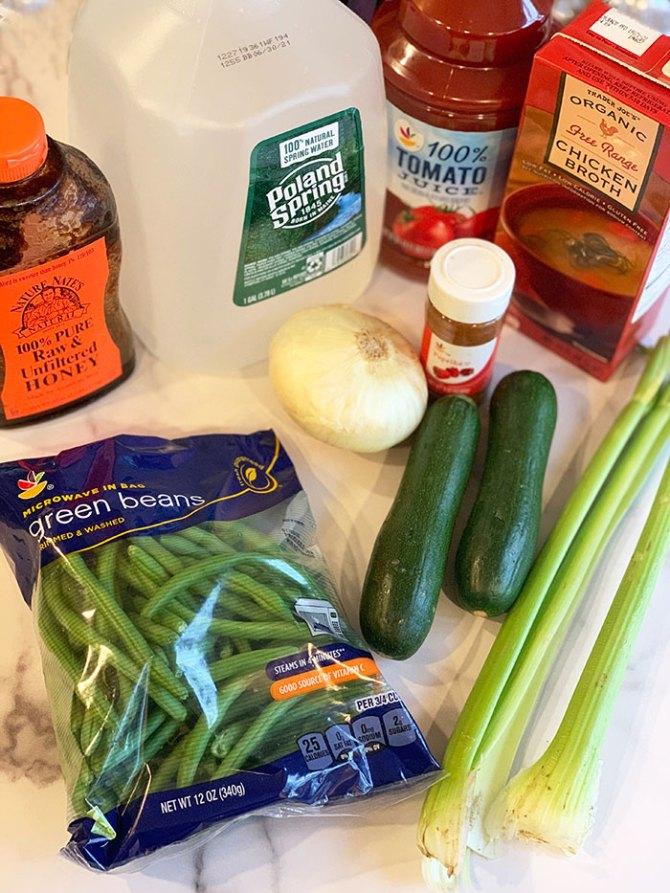 adrenal fatigue soup recipe ingredients vegetables fountainof30