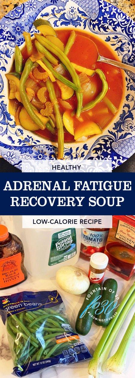 adrenal fatigue recovery soup fountainof30