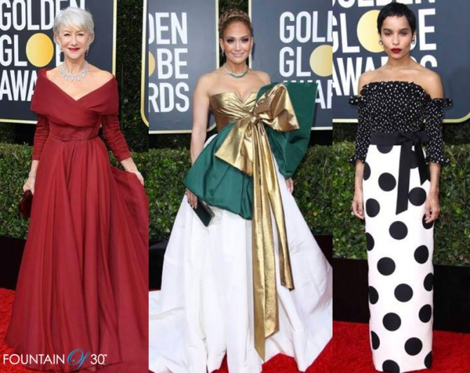 The Best And Worst Of The Golden Globes 2020 Red Carpet
