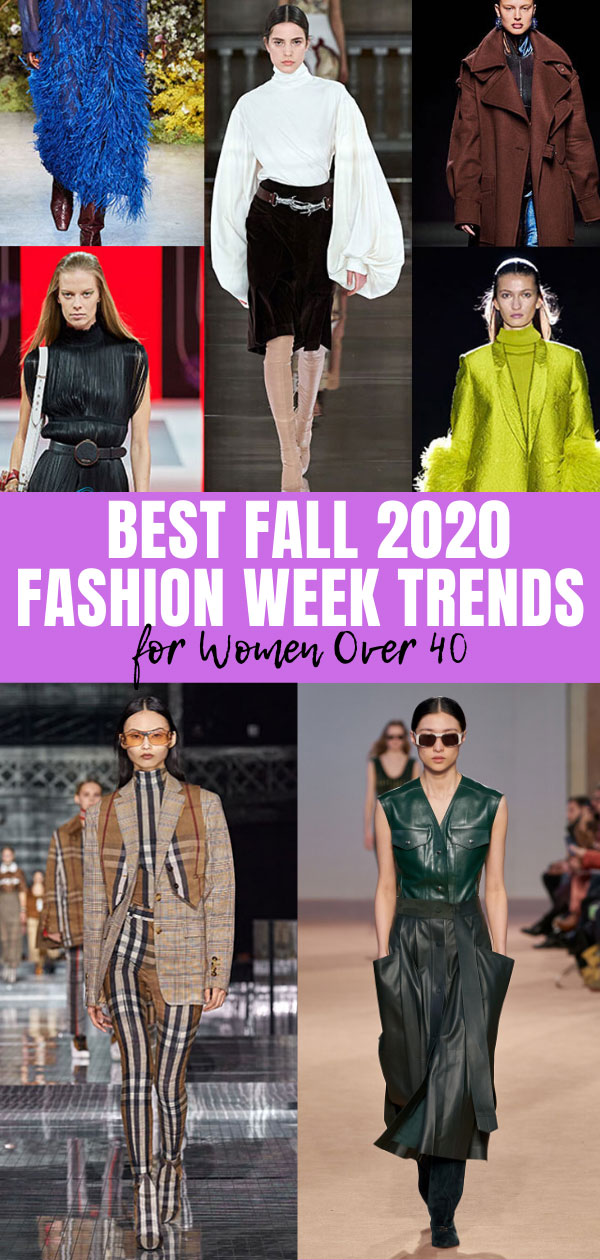 best fall 2020 fashion week trends fountainof30