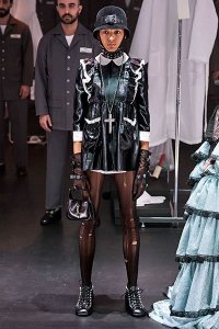 Worst Fall 2020 Fashion Trends gucci black leather