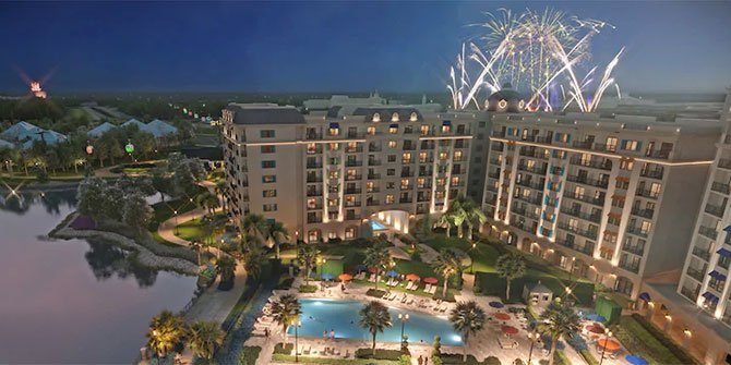 Disney for adults Disneys Riviera Resort fountainof30