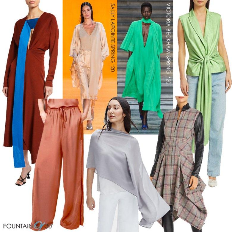 draped fashion trend fountainof30