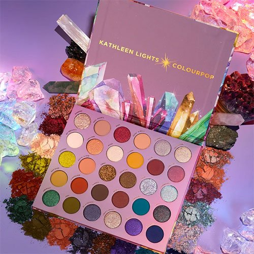 at home beauty Colorpxop So Jaded Shadow Palette fountainof30