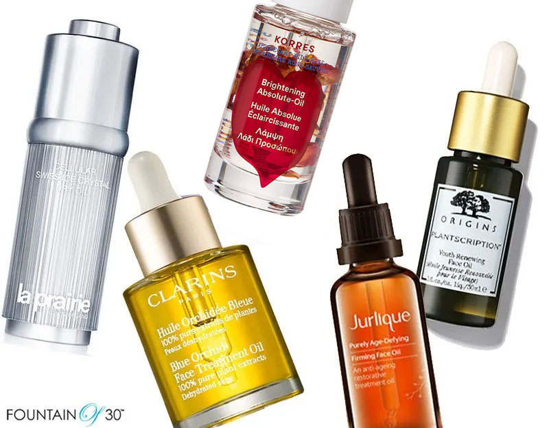 Best Anti-Aging Beauty Oils fountainof30