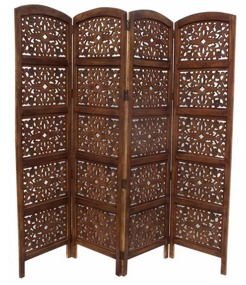 home office desk carved wood room divider fountainof30